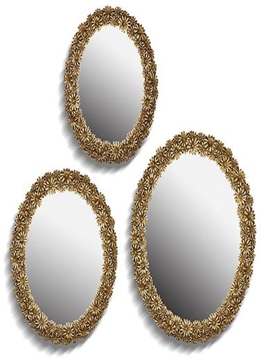 3 Lü Daisy Ayna Altın,Alt-Noble Life